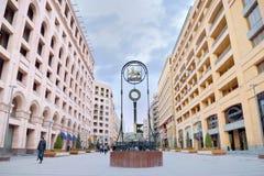 Northern Avenue, Yerevan, Armenia Stock Image