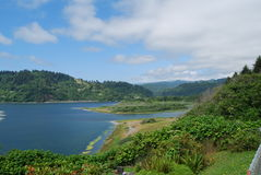 Northern California Coast. Picture of the coast of Northern California Stock Photography