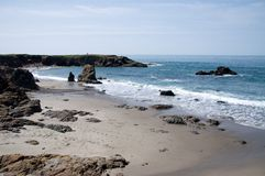 Northern California Coast Royalty Free Stock Images