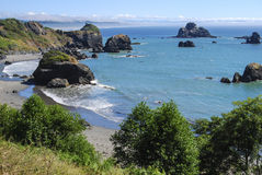 Northern California Coast Royalty Free Stock Image
