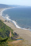 Northern California Coastline Stock Photo