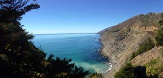 Northern California Coastline Royalty Free Stock Photography
