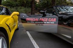 Northern California Corvette Association Stock Photo