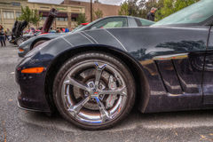 Northern California Corvette Association Stock Photography