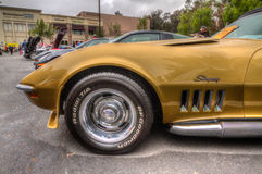 Northern California Corvette Association Royalty Free Stock Image