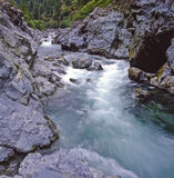 Northern California Gorge Royalty Free Stock Photography