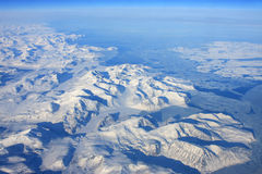 Northern Canada Royalty Free Stock Photo
