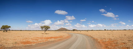 Northern Cape landscape Royalty Free Stock Photos