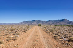 Northern Cape Landscape Royalty Free Stock Photography