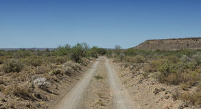 Northern Cape Landscape Royalty Free Stock Images