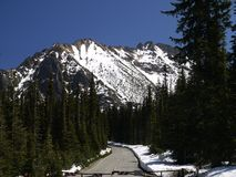 Northern Cascades National park Royalty Free Stock Photo