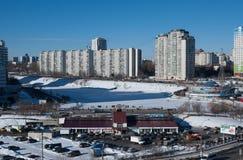 Northern Chertanovo Stock Photo