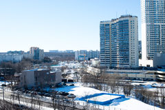 Northern Chertanovo Stock Photos
