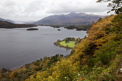 Northern Derwent Water Royalty Free Stock Image