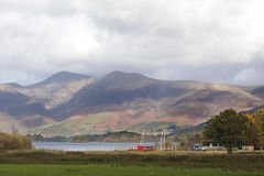 Northern Derwent Water Royalty Free Stock Photo