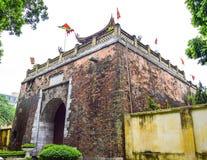 Northern Door in Ha Noi Stock Images