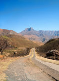 Northern Drakensberg Royalty Free Stock Image