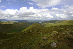 The northern fells Royalty Free Stock Images