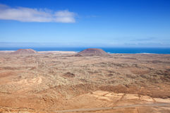 Northern Fuerteventura Stock Images