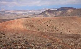Northern Fuerteventura Royalty Free Stock Photography
