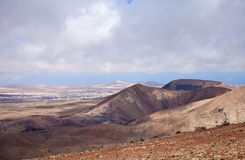 Northern Fuerteventura Royalty Free Stock Image