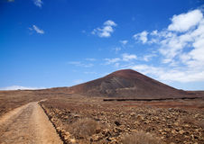 Northern Fuerteventura Royalty Free Stock Photos
