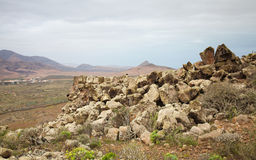Northern Fuerteventura Stock Image
