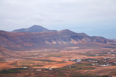 Northern Fuerteventura, Canary Islands Stock Image