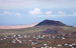 Northern Fuerteventura, Canary Islands Royalty Free Stock Images