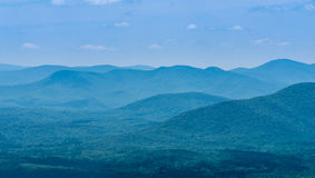 Northern Georgia Mountains Stock Photo
