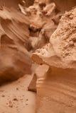 Northern Inland Fuerteventura, barranco de los enamorados stock photography