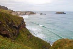 Northern Ireland Coast Royalty Free Stock Photo