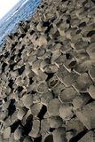 Northern Ireland giant's causeway Royalty Free Stock Photos