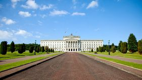 Northern Ireland Parliament Building Stock Photos
