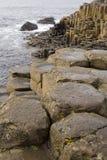 Northern Ireland's Giant's Causeway Stock Image