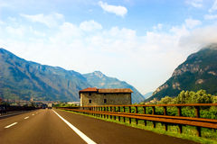 Northern Italy Stock Photography