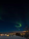Northern light 3 Stock Image