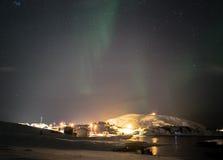Northern Light Aurora Stock Image