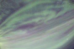 The Northern Light Aurora borealis Stock Image