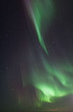 Northern Lights. By lake Myvatn in Iceland Royalty Free Stock Photography