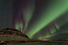 Northern Lights Royalty Free Stock Photos