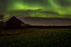 Northern Lights aurora borealis Royalty Free Stock Photo