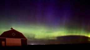 Northern Lights Aurora Borealis Royalty Free Stock Photos