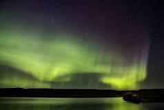 Northern Lights Aurora Borealis Stock Images