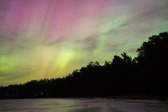 Northern lights Stock Photography
