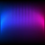 Northern-lights-burning-bright-background-blue-purple Royalty Free Stock Photos