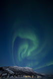 Northern lights in Norway Royalty Free Stock Photography