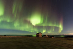 Northern Lights. Royalty Free Stock Photos