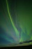 Northern Lights. Scandinavian natural wonders northern lights aurora borealis Stock Photography