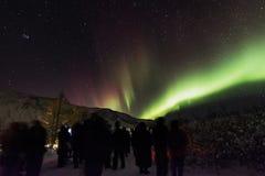 Northern Lights Stock Image